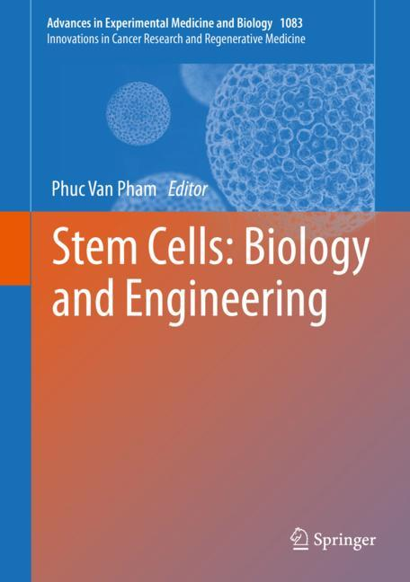 Cover of 'Stem Cells: Biology and Engineering'