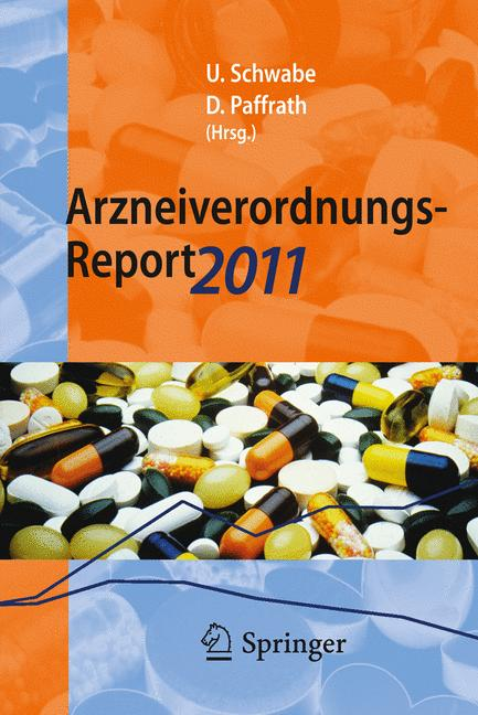 Cover of 'Arzneiverordnungs-Report 2011'