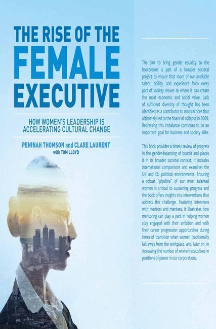 Cover of 'The Rise of the Female Executive'