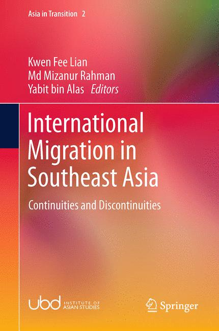 Cover of 'International Migration in Southeast Asia'