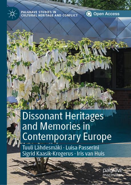 Cover of 'Dissonant Heritages and Memories in Contemporary Europe'