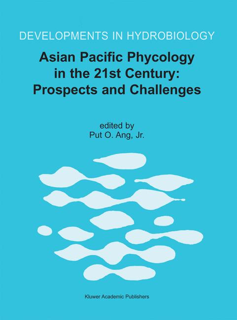 Cover of 'Asian Pacific Phycology in the 21st Century: Prospects and Challenges'
