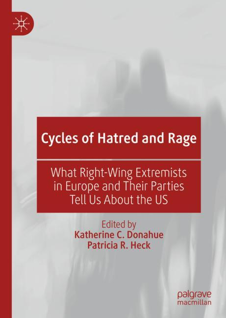 Cover of 'Cycles of Hatred and Rage'