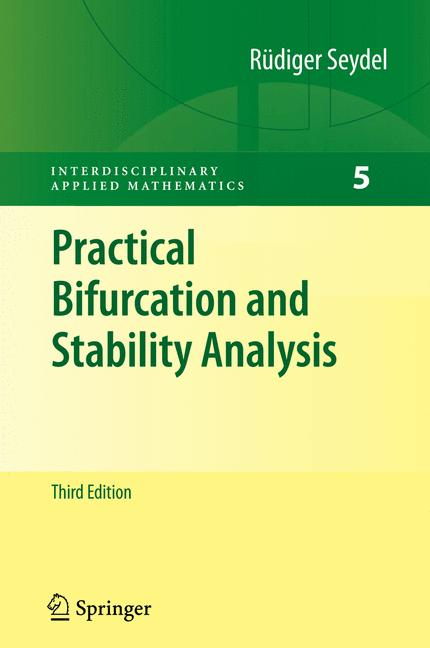 Cover of 'Practical Bifurcation and Stability Analysis'
