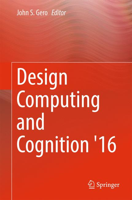 Cover of 'Design Computing and Cognition '16'