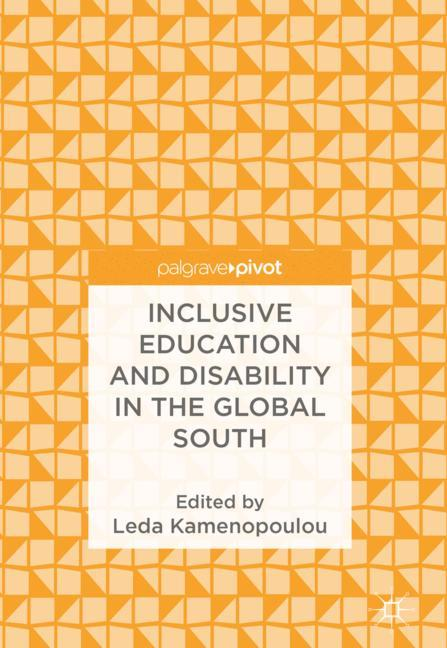 Cover of 'Inclusive Education and Disability in the Global South'
