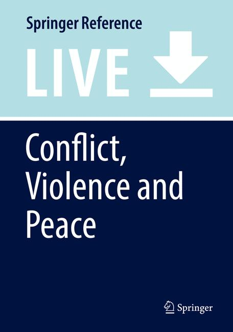 Cover of 'Conflict, Violence and Peace'