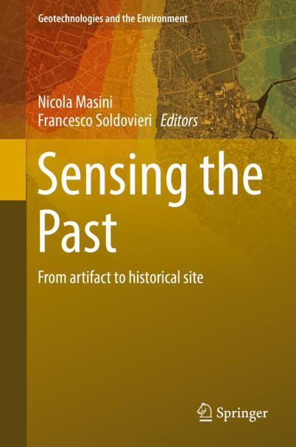 Cover of 'Sensing the Past'