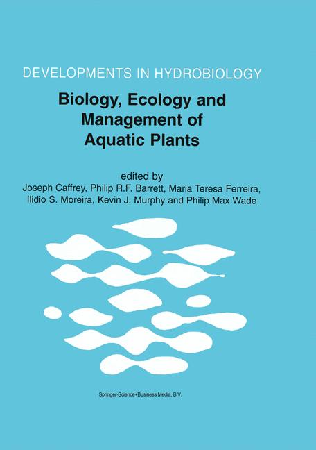 Cover of 'Biology, Ecology and Management of Aquatic Plants'