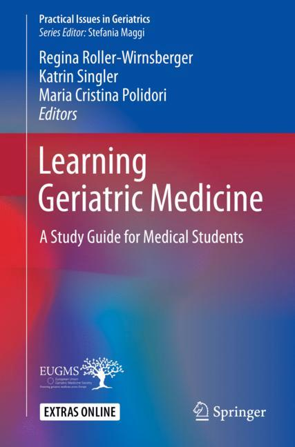 Cover of 'Learning Geriatric Medicine'