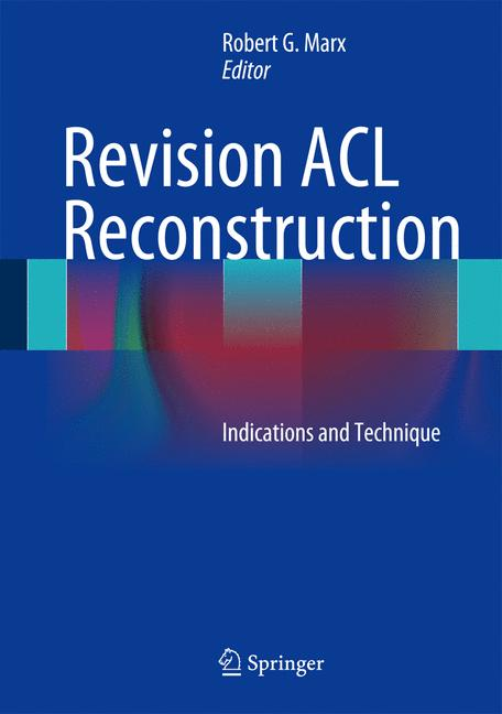 Cover of 'Revision ACL Reconstruction'