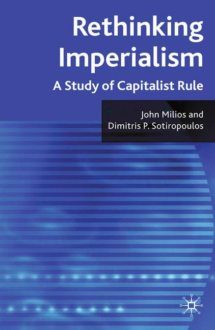 Cover of 'Rethinking Imperialism'