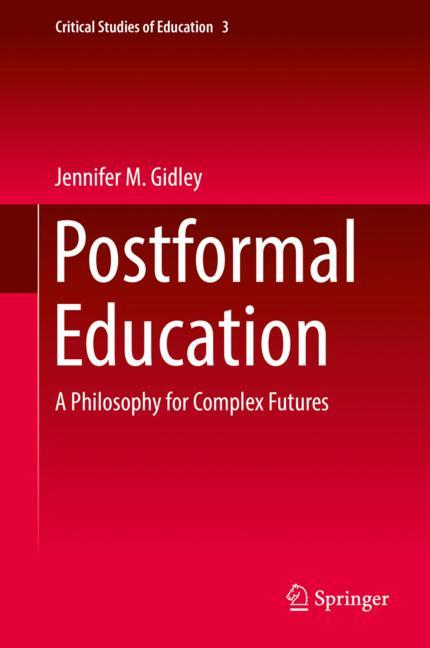 Cover of 'Postformal Education'