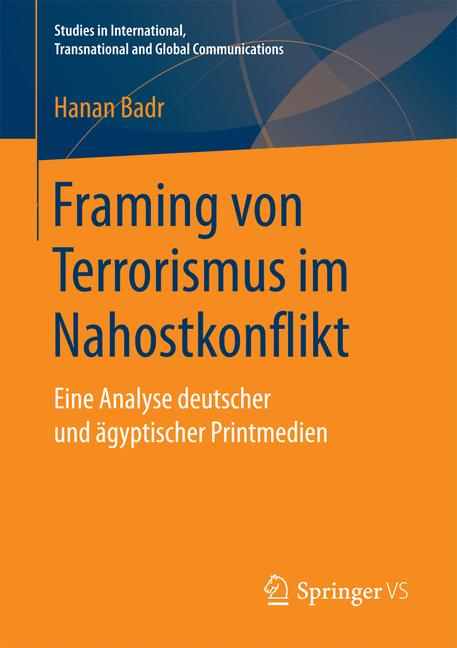 Cover of 'Framing von Terrorismus im Nahostkonflikt'
