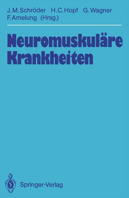 Cover of 'Neuromuskuläre Krankheiten'
