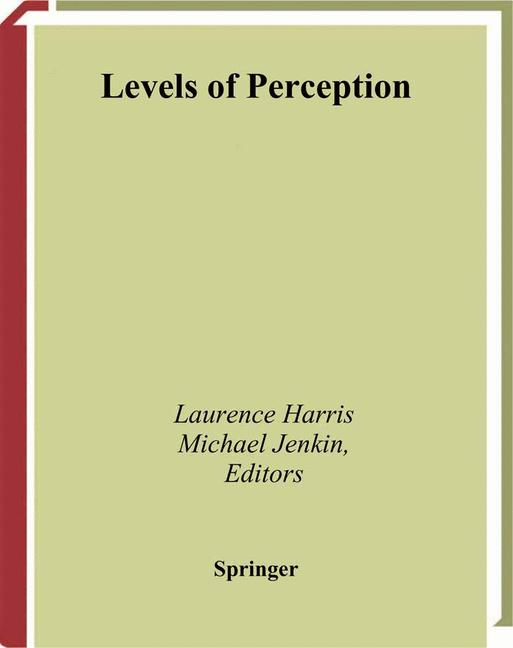 Cover of 'Levels of Perception'