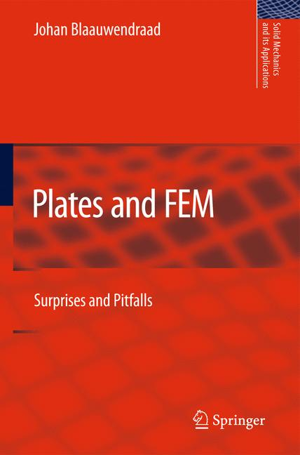 Cover of 'Plates and FEM'