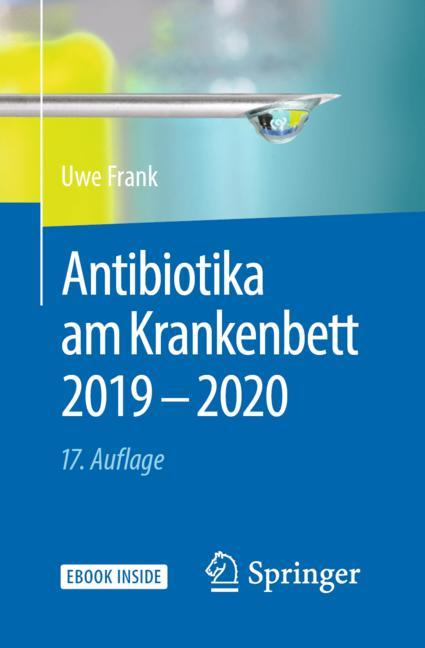 Cover of 'Antibiotika am Krankenbett 2019 - 2020'