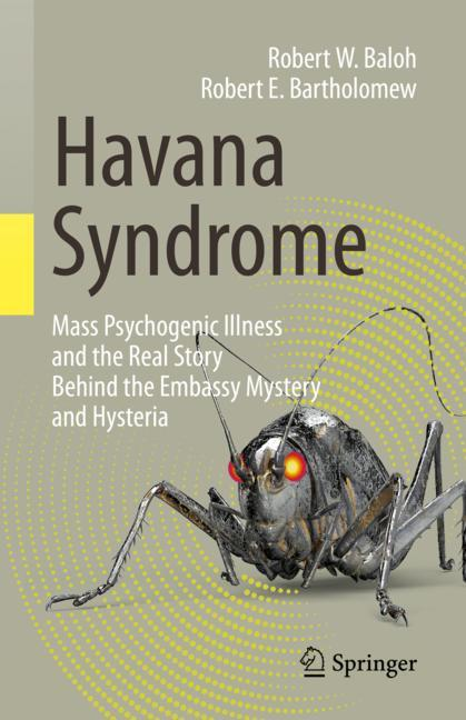 Cover of 'Havana Syndrome'