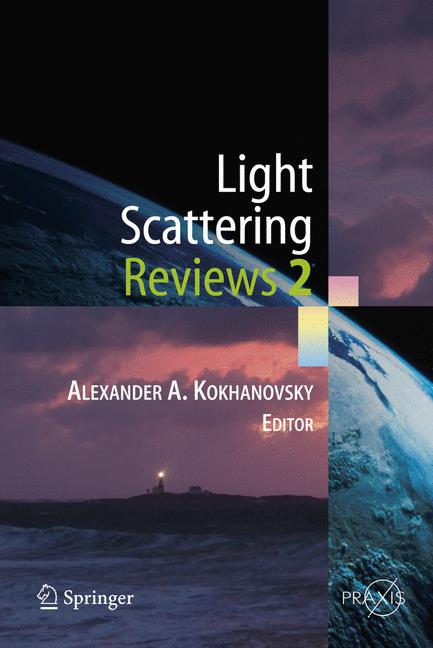 Cover of 'Light Scattering Reviews 2'
