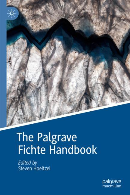 Cover of 'The Palgrave Fichte Handbook'