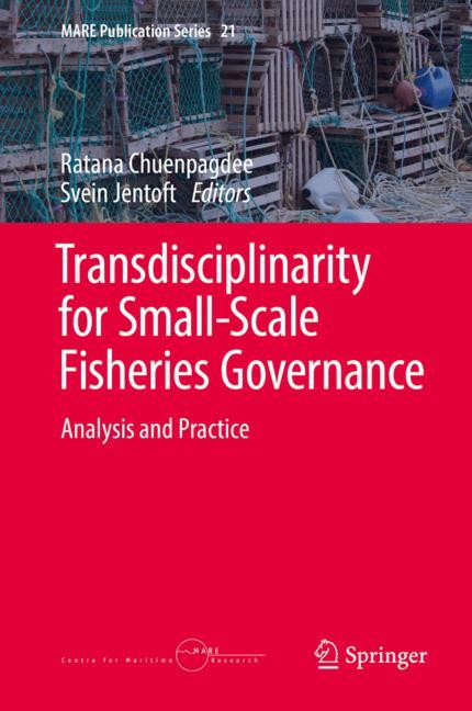 Cover of 'Transdisciplinarity for Small-Scale Fisheries Governance'