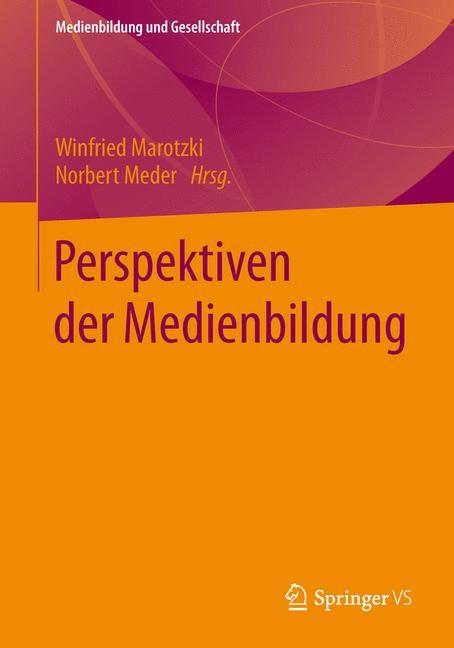 Cover of 'Perspektiven der Medienbildung'