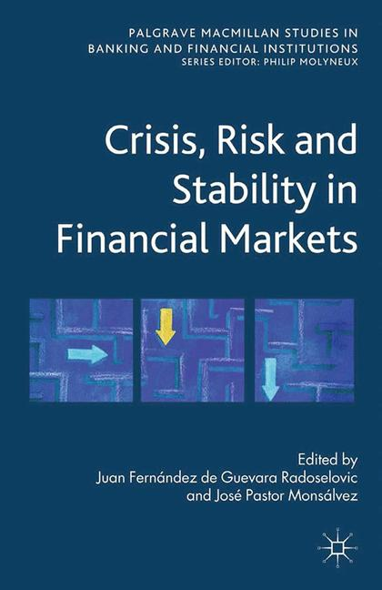 Cover of 'Crisis, Risk and Stability in Financial Markets'