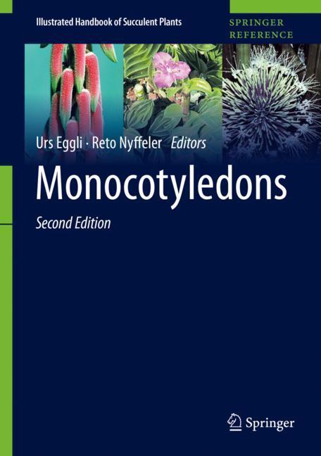 Cover of 'Monocotyledons'