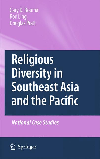 Cover of 'Religious diversity in Southeast Asia and the Pacific : national case studies'