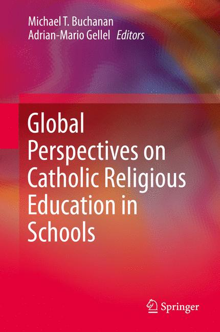 Cover of 'Global Perspectives on Catholic Religious Education in Schools'