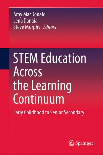 Cover of 'STEM Education Across the Learning Continuum'