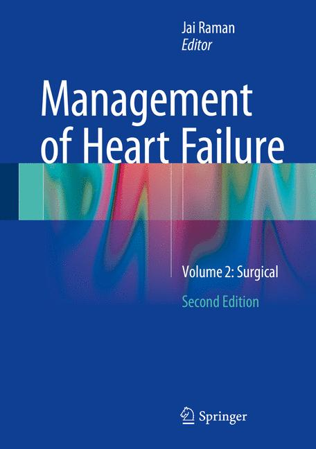 Cover of 'Management of Heart Failure'