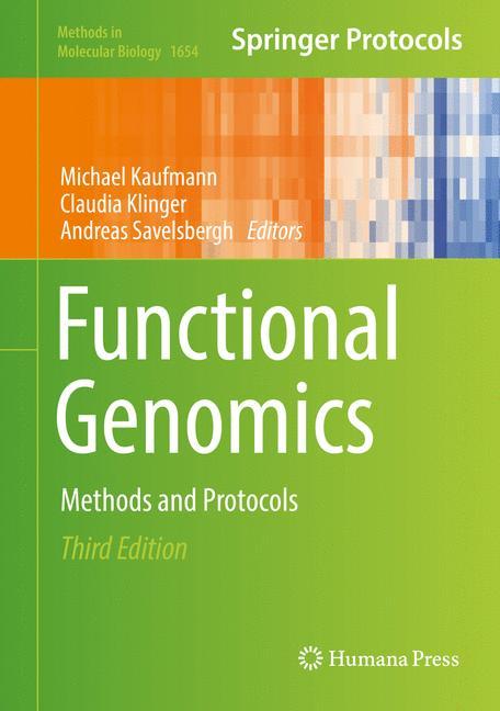 Cover of 'Functional Genomics'