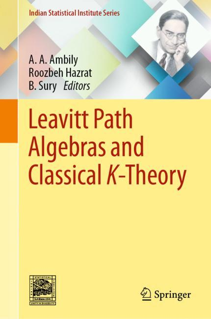 Cover of 'Leavitt Path Algebras and Classical K-Theory'