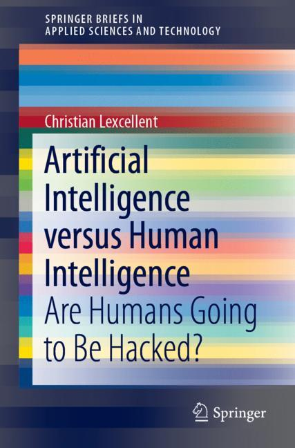 Cover of 'Artificial Intelligence versus Human Intelligence'