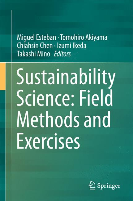 Cover of 'Sustainability Science: Field Methods and Exercises'