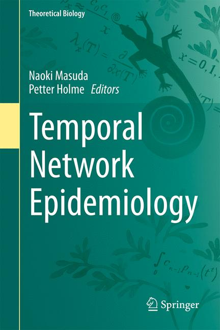 Cover of 'Temporal Network Epidemiology'