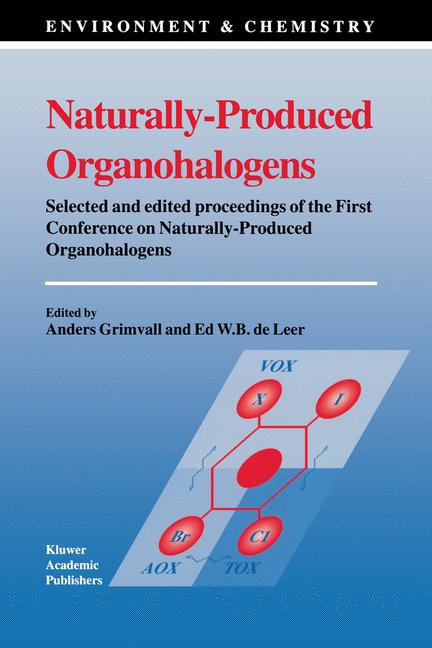 Cover of 'Naturally-Produced Organohalogens'