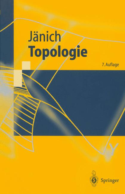 Cover of 'Topologie'