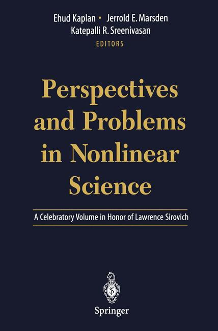 Cover of 'Perspectives and Problems in Nolinear Science'