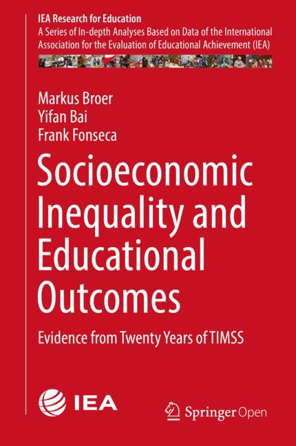 Cover of 'Socioeconomic Inequality and Educational Outcomes'