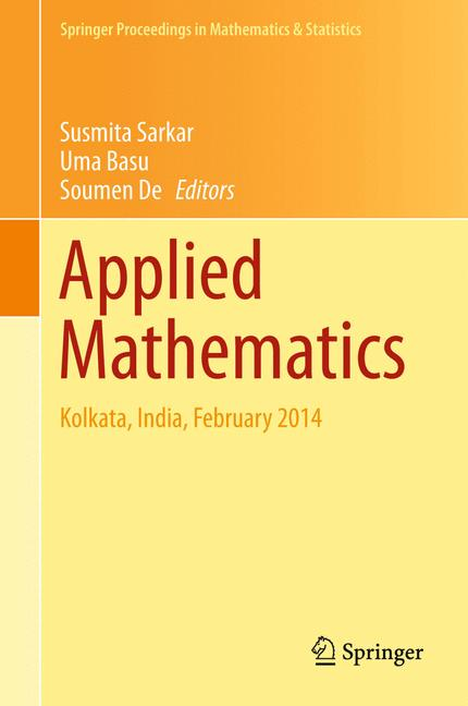Cover of 'Applied Mathematics'