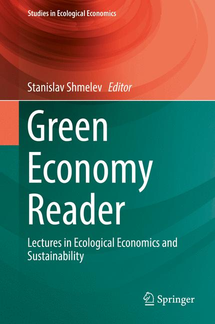 Cover of 'Green Economy Reader'
