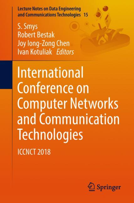 Cover of 'International Conference on Computer Networks and Communication Technologies'