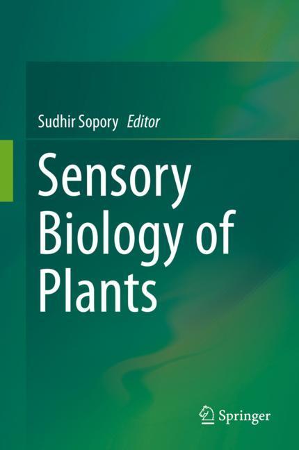 Cover of 'Sensory Biology of Plants'