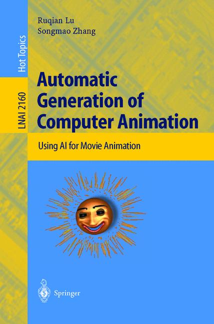 Cover of 'Automatic Generation of Computer Animation'