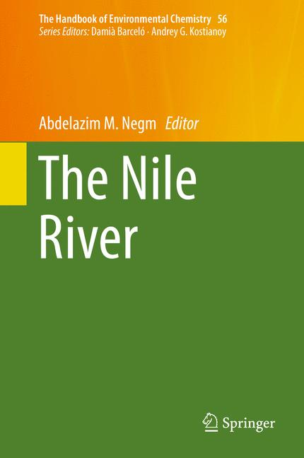 Cover of 'The Nile River'