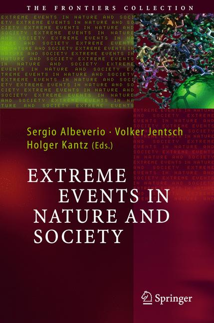 Cover of 'Extreme Events in Nature and Society'