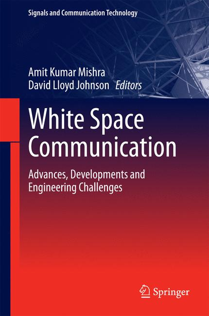 Cover of 'White Space Communication'